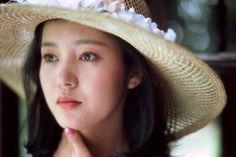 Kanako32 樋口可南子 Japan Woman, Asian Doll, Panama Hat, Cowboy Hats, Actresses, Portrait, Women, Japanese, Makeup