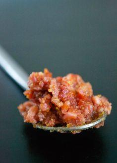 AIP Paleo Bacon Jam