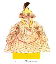 Great Fashion Designs of the Victorian Era