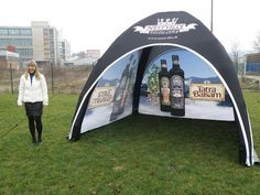 AXION Lite | AXION Inflatable tents and furniture for events and promotion