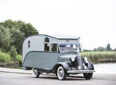 1936 Pontiac Six 4.0-Litre Motorhome