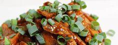 Vegane Marinierte Tofu Ecken
