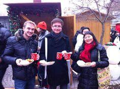 #Christmas #Market part 2! #Bratwurst