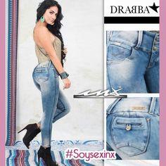 Verte sexy es realmente fácil INX tiene lo que necesitas www.modacolombiana.mx