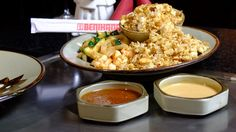 Get the Dish: Benihana's Chicken Fried Rice: You may not have one of Benihana's teppanyaki tables - the flat grill top on which their signature dishes are cooked - at home, but that doesn't mean you can't get in on the fun!