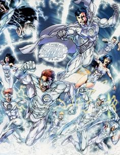 Batman has undergone strangely villainous and heroic transformations over the years, gracing DC Comics in many forms; White Lantern Corps, Black Lantern, White Lanterns, Dc Anime, Anime Comics, Marvel Dc Comics, Marvel Vs, Gi Joe, Cosplay