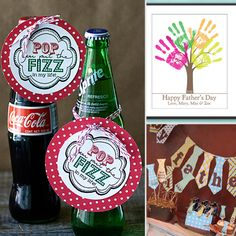 It's Print-astic! Father's Day Printables Dad Will Love - www.lilsugar.com