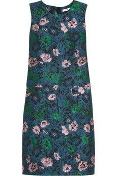Erdem Lowry jacquard dress | NET-A-PORTER