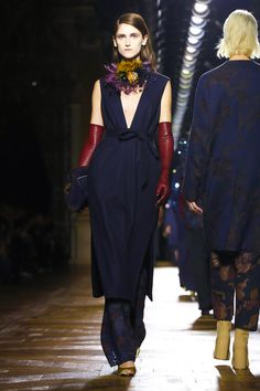 Dries Van Noten Ready to Wear Fall Winter 2015 Paris