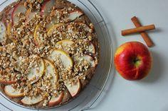 Dewii : Ovesný koláč s jablky