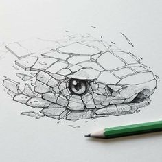 snake art Drawing Simple is part of How To Draw A Snake Learn Paper Art Easy Step Draw Easy - Dibujo ,arte Snake Sketch, Snake Drawing, Snake Art, Love Drawings, Easy Drawings, Drawing Sketches, Snake Painting, Painting & Drawing, Drawing Drawing
