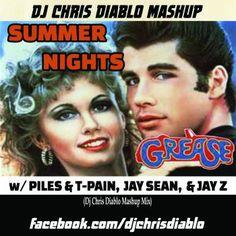 Grease - Summer Nights (Diablo Mashup)'s cover image