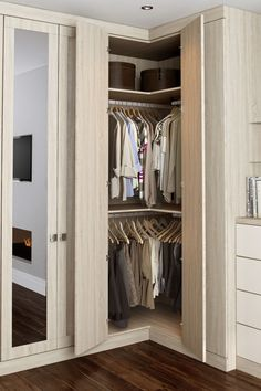 Corner Wardrobes For Small Bedrooms