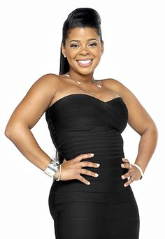 Chrissy Lampkin- future wife of Jim Jones & cast member of Love and Hip Hop! i love her...one of the realest females to hit television. i an defintely relate to her.   #TeamChrissy