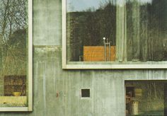 Peter Zumthor's house and atelier