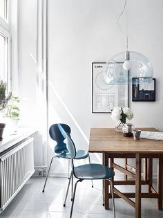 Jeg er en del online, som I nok ved, både på diverse blog, Instagram og Pinterest. Jeg elsker at se folks boliger, gør-det-selv projekter, deres hjem og hvad de ellers deler ud. Derudover er steder som Pinterest et meget visuelt sted, som jeg nyder at bruge tid på. Jeg finder dagligt smukke hjem