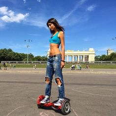 We provide the most affordable segway scooters online. Visit Hoverboards360.com to buy a #hoverboard today. Photo by gattget_kld