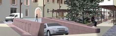 2011 - Comune di Rovereto - Concorso di idee per un parcheggio interrato e mercato in piazza Damiano Chiesa (TN)