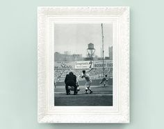 Vintage Baseball Print Black and White by ThePrintMakers on Etsy, $5.00