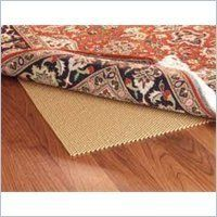 MSM Industries, Sure Stop 5 X 8, Non Slip Rug Cushion by MSM Industries, Grip-It, Sure Stop. $26.99. Open-weave construction promotes air circulation and makes vacuuming easy. Non-Slip material holds rugs in place. Makes homes safer-Help prevent slips and falls. Resistant to Mold and Mildew. Easy to cut to fit any rug. Makes homes safer-Help prevent slips and falls Non-Slip material holds rugs in place Open-weave construction promotes air circulation and makes vacu...