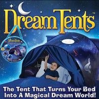 Dream Tents Space Adventure Foldable bed Tents. Found at