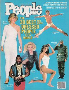 People Magazine, 1983