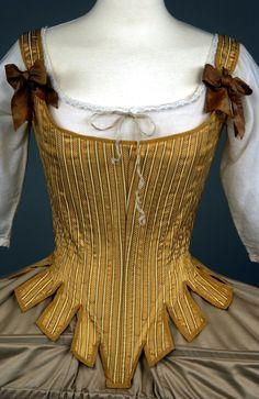 1700's Corset