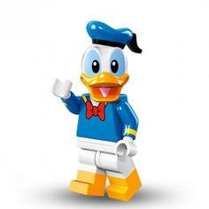 Lego Minifigure Donald Duck