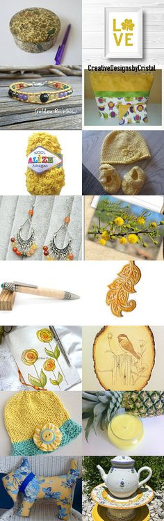 Treasure Hunt by Diane on Etsy--Pinned+with+TreasuryPin.com