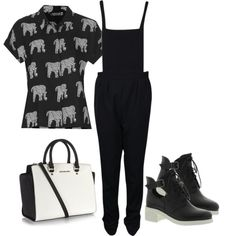"""Untitled #20"" by bo-zee-bo on Polyvore"