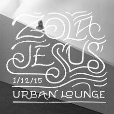 Zola Jesus // Urban Lounge // Courtney Blair