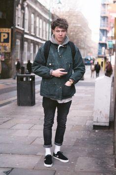 Jacket (Style, Colour)
