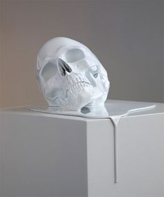 Melting Skull