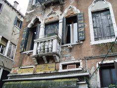 Venezia, balcone