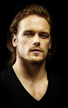 Jamie Fraser Fan | girlhitscar: Sam Heughan from Outlander…