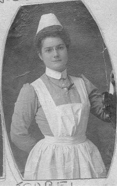 Nursing Uniform ca. 1910