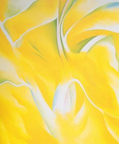 last yellow white birch o'keeffe - Google Search