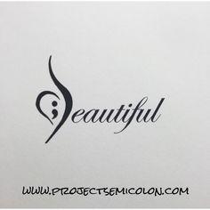 Semicolon as the i tho Time Tattoos, Leg Tattoos, Body Art Tattoos, Small Tattoos, I Tattoo, Tattoo Quotes, Tatoos, Samoan Tattoo, Polynesian Tattoos