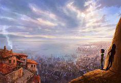 Erwin Madrid Blog: Ida and the Unfinished City