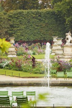 Jardin de Tuilliers #Paris