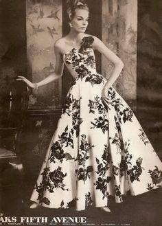 #Saks Fifth Avenue ad, 1958