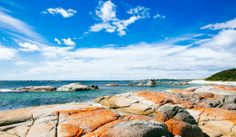 The Bay of Fires is an important Aboriginal site – historic evidence of their occupation can still be seen along the coastline, including Ab...