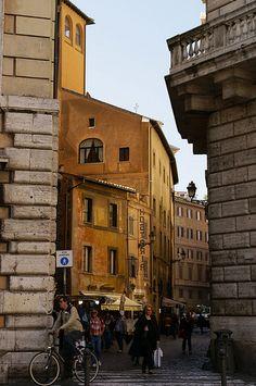 Rom, Via della Cuccagna