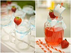 Garden Party, mason jar inspiration