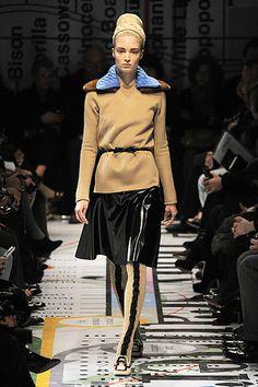 50s inspiration by Prada