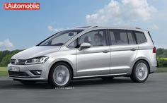 It is however mystery what lies underneath new VW Touran hood. We think that a few modest capability engine may be able to be there, most probably turbocharged petrol unit or new diesel drivetrains.