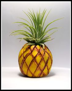 Makin's Clay® Blog: The Little Polymer Clay Pineapple by Patricia Krauchune