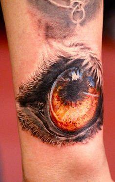 Mark Powell #InkedMagazine #eye #realism #tattoo #tattoos #Inked #ink #art