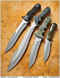Photos SharpByCoop • Gallery of Handmade Knives - Page 44