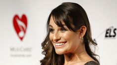 Lea Michele silent on news of Monteith's death